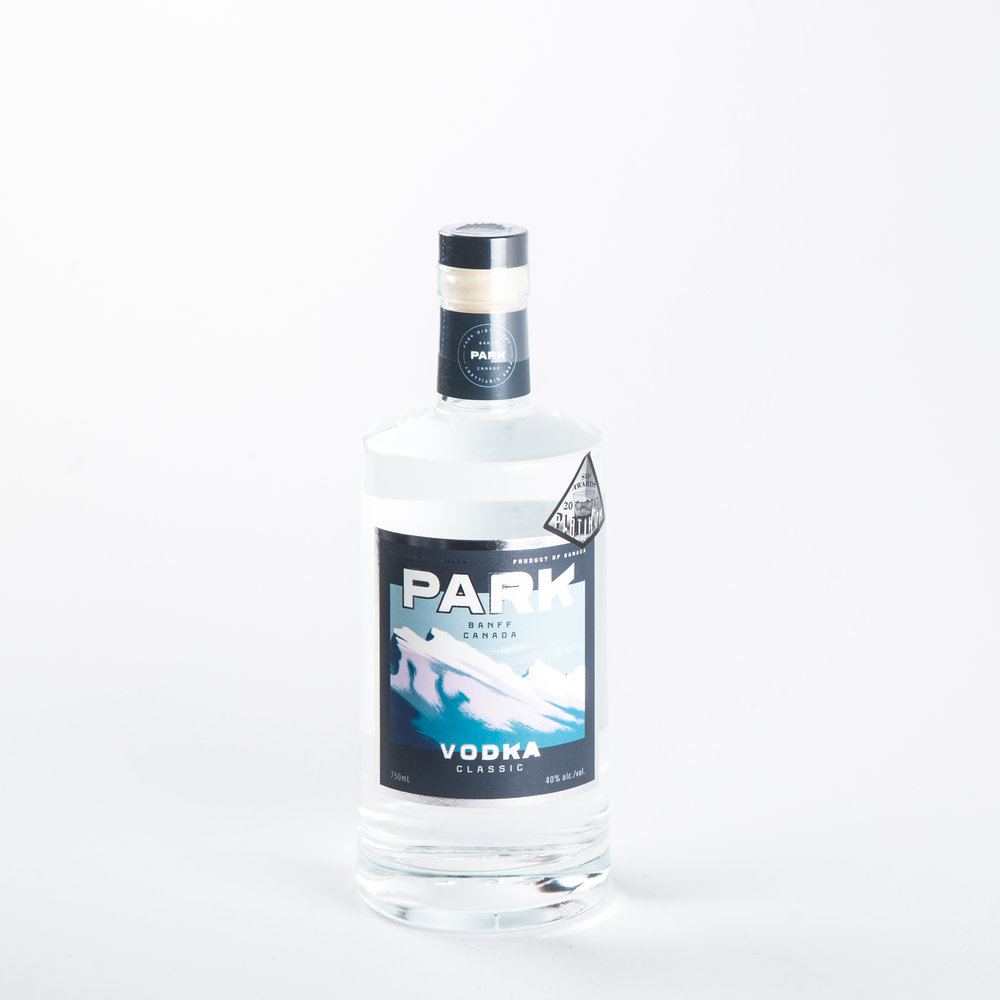 Park Distillery - Vodka Classic