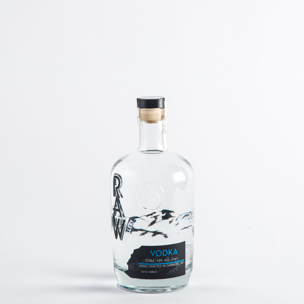 RAW Distillery - Vodka