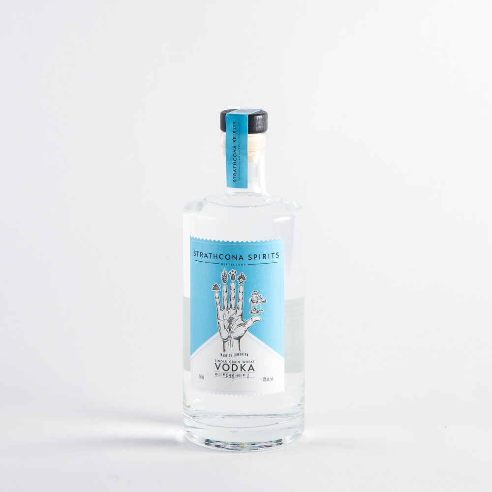 Strathcona Spirits - Vodka