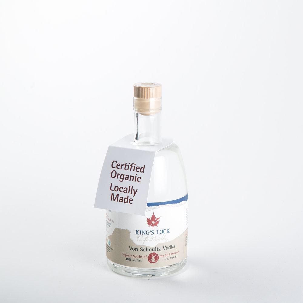 King's Lock - Von Schultz Vodka