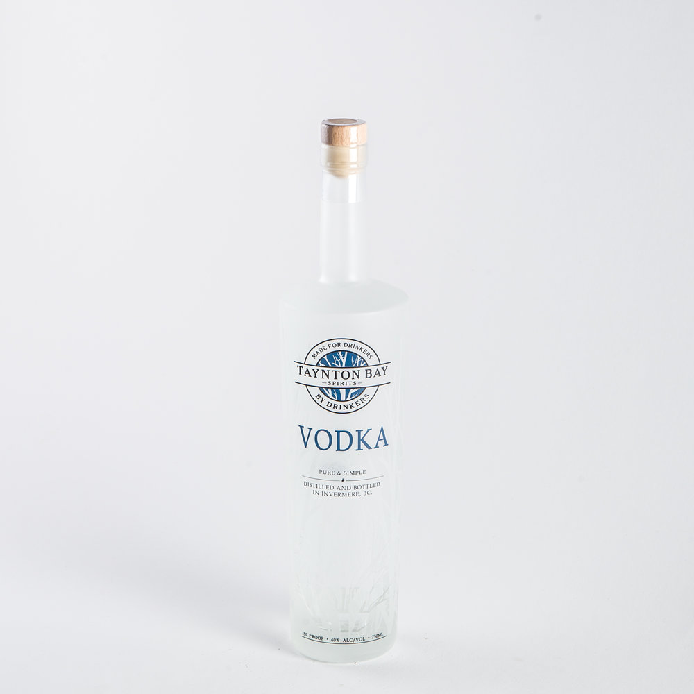 Taynton Bay - Vodka