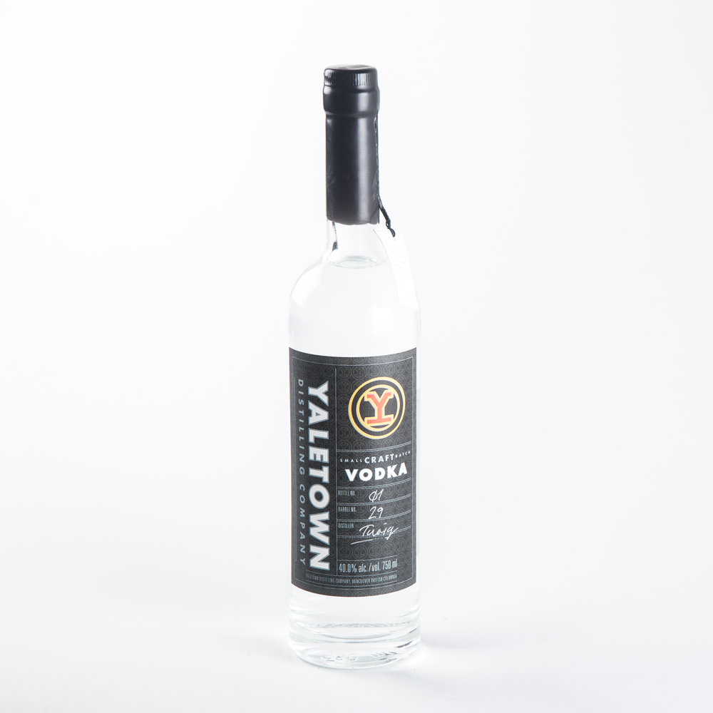 Yaletown Distilling Company - Vodka