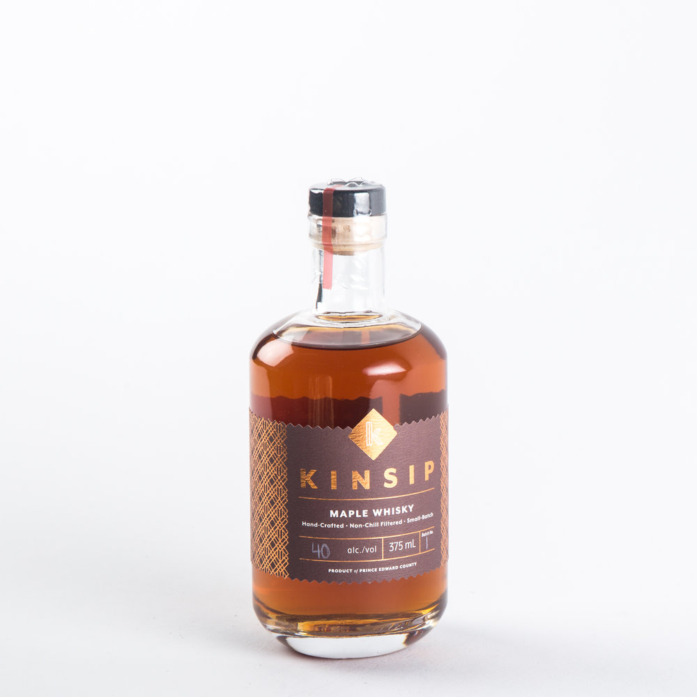 Kinsip Spirits - Maple Whisky