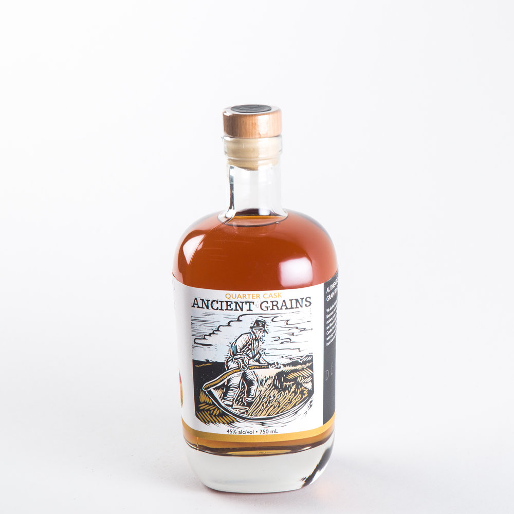 De Vine Spirits - Ancient Grains