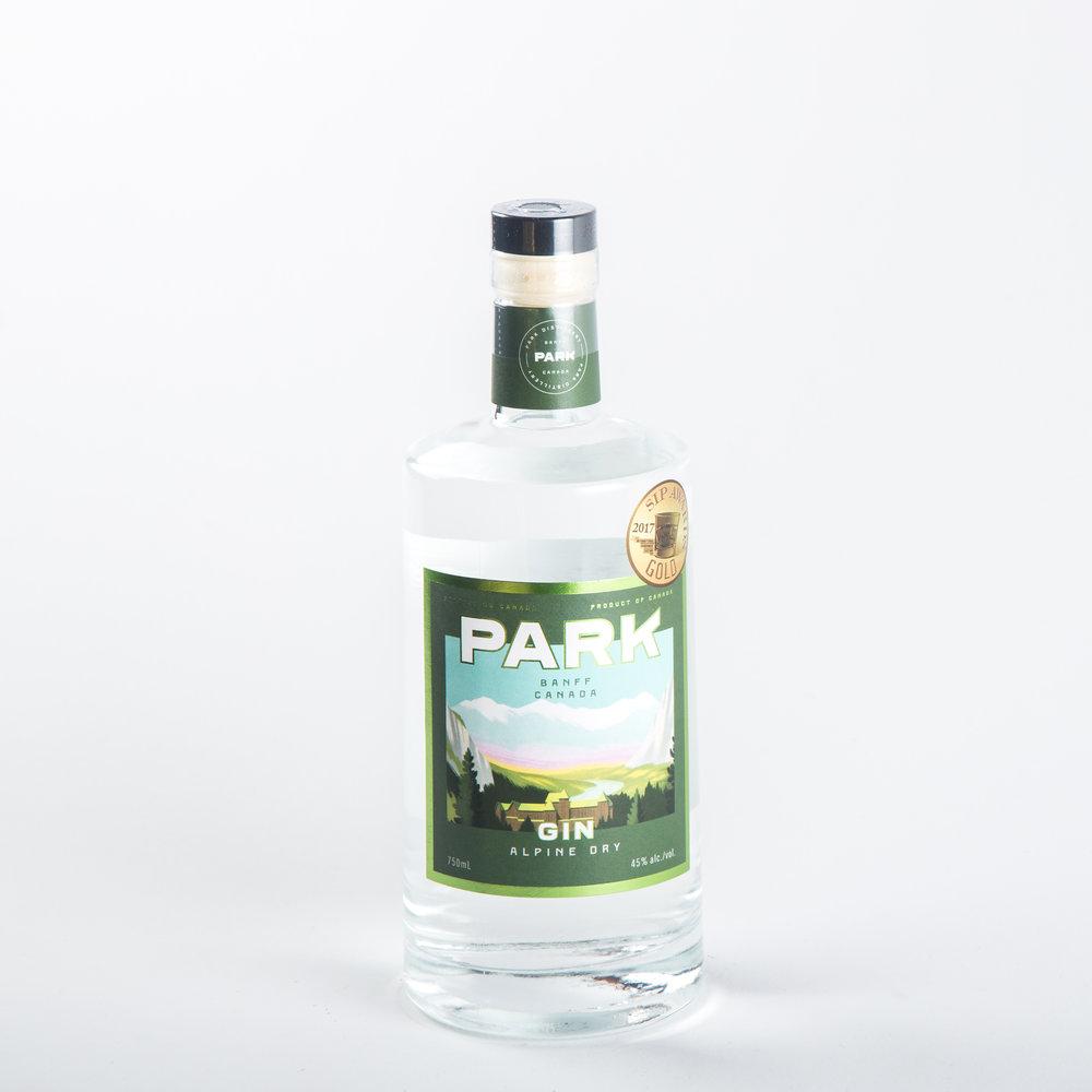 Park Distillery - Alpine Dry Gin