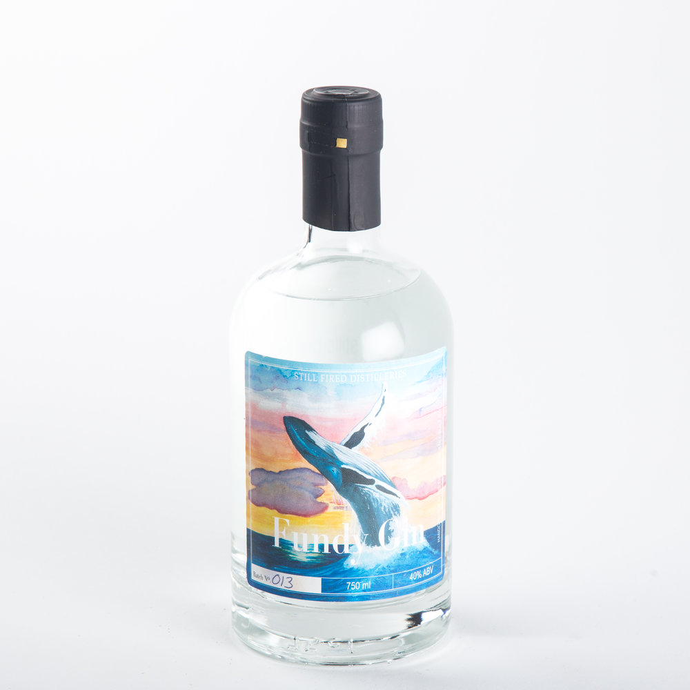 Still Fired Distillery - Fundy Gin