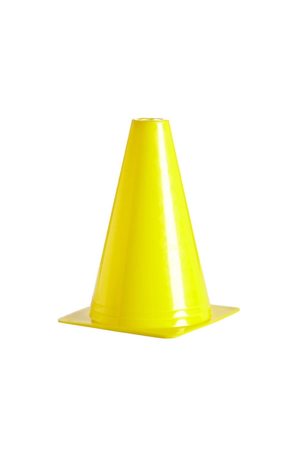 Tall Soccer Cone Yellow.jpg