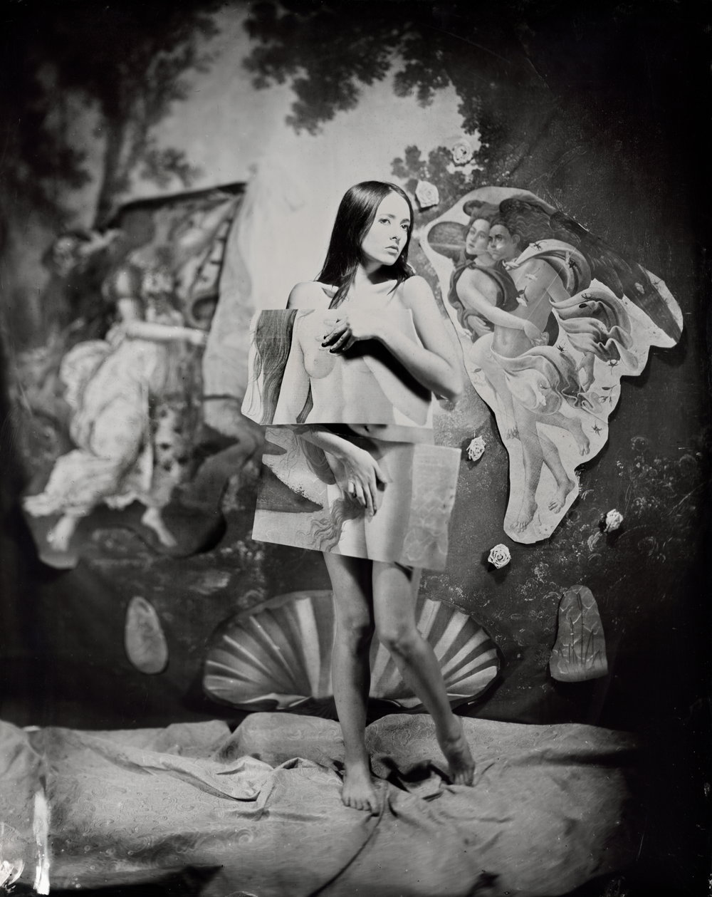 Valeria (New Births Series) - By: Jorge Luis Chavarria Aleman  wetplateguatemala.com