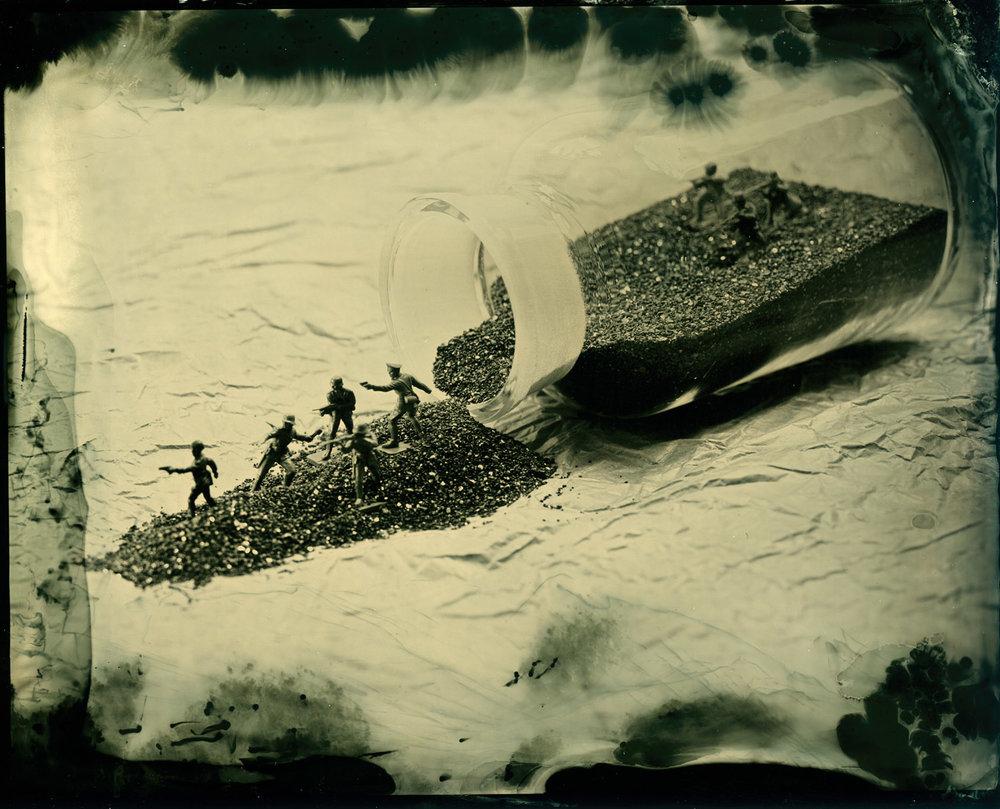 Outbreak - By:Urs Sohmer  www.artportrait.ch