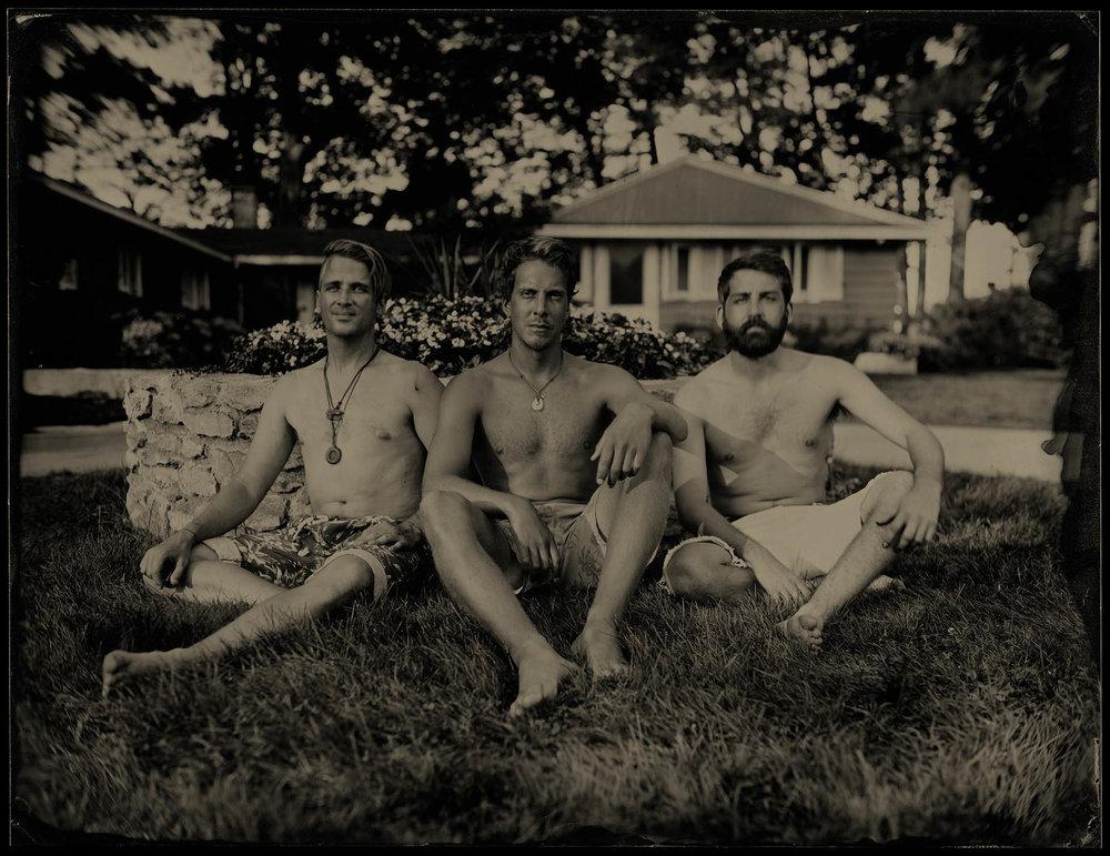 3 Amigos - By:Stephen Brule  www.stephenbrule.com