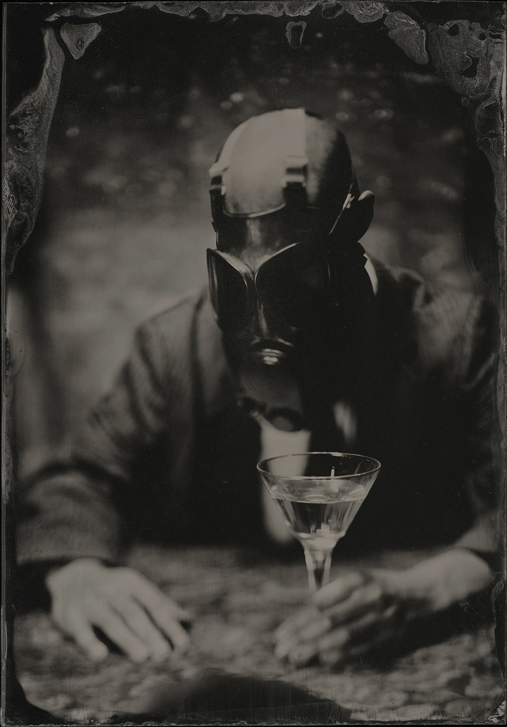 The End is Nigh - By: James Wigger  www.jameswigger.com