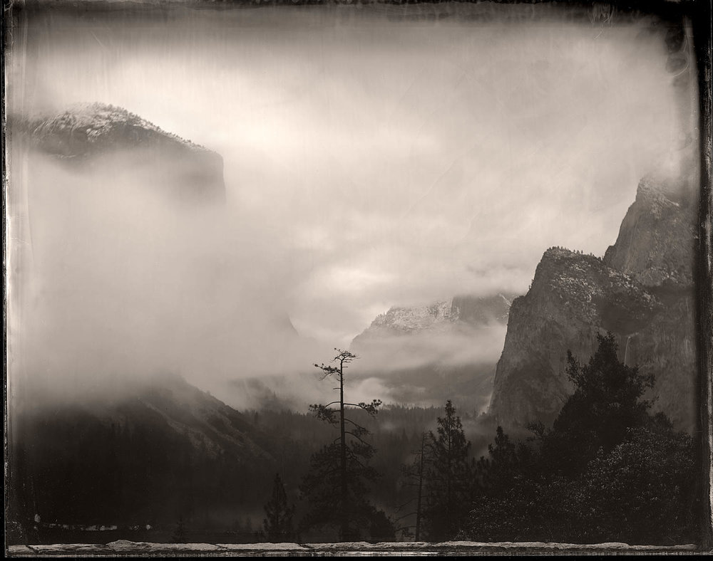 Mist, Yosemite Valley - Christopher Erin