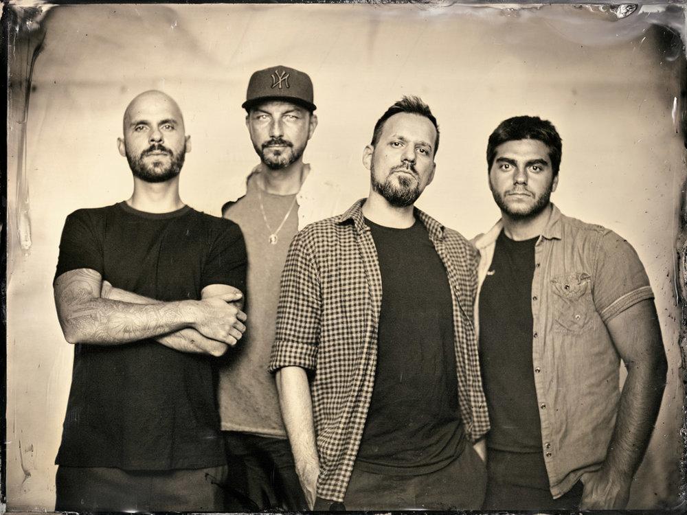 The Black Proteus - a rockband portrait By: Markus Hofstaetter  www.markus-hofstaetter.at