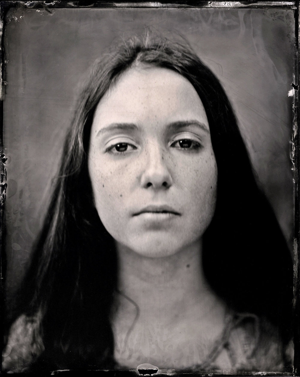 Title : Olivia   By:  Name : Jason  Chinchen    https://www.instagram.com/analogue_tintypes/