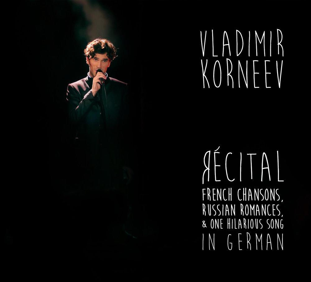 Vladimir Korneev: Récital