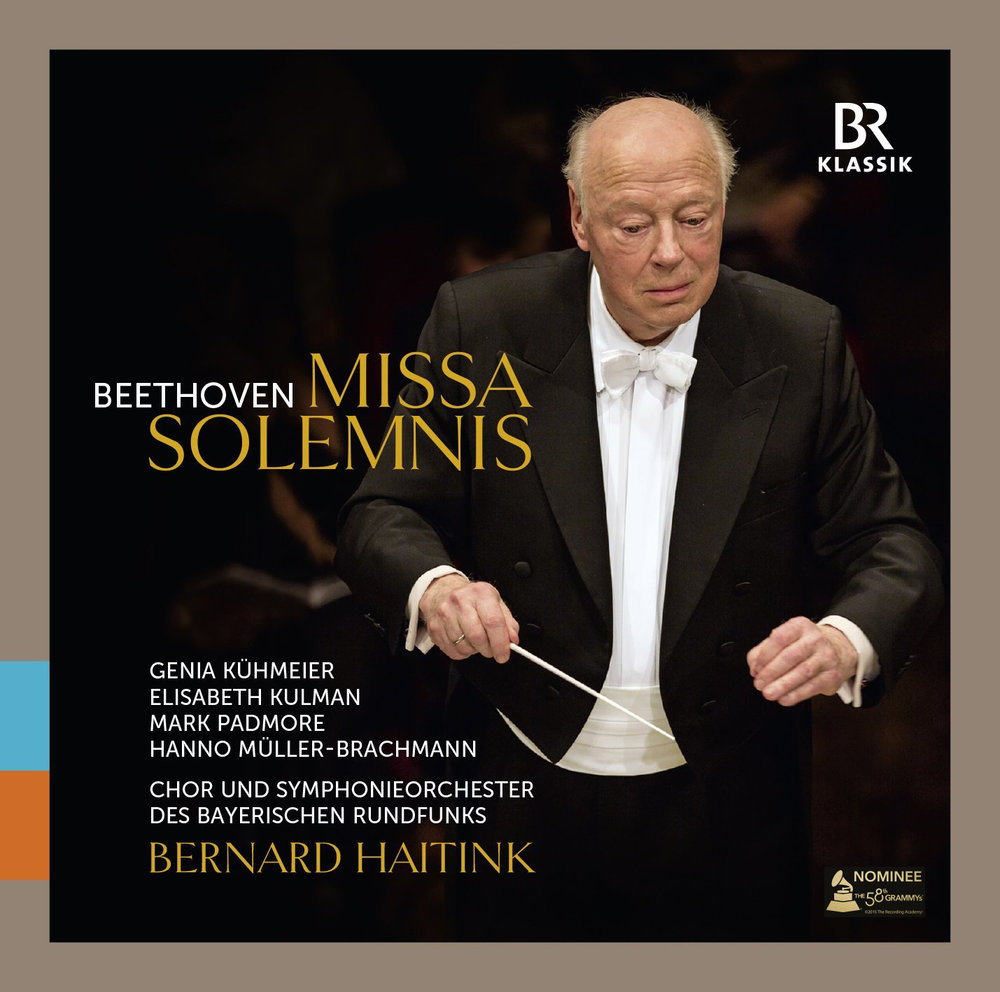 Ludwig van Beethoven: Missa Solemnis - Grammy Nominated