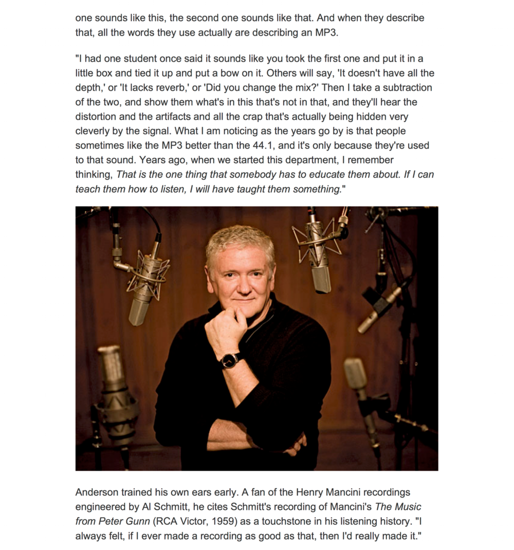 Stereophile Magazine INTERVIEWS2.png
