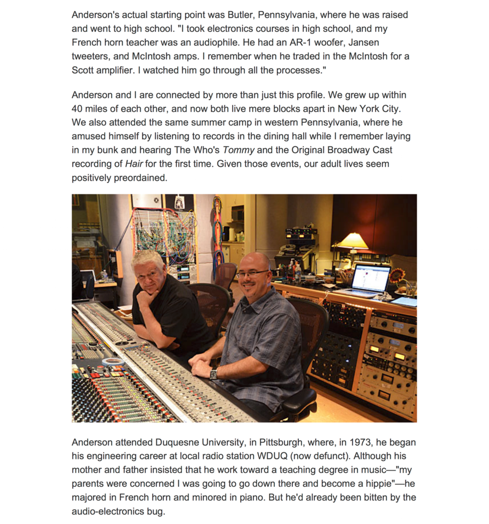 Stereophile Magazine INTERVIEWS4.png