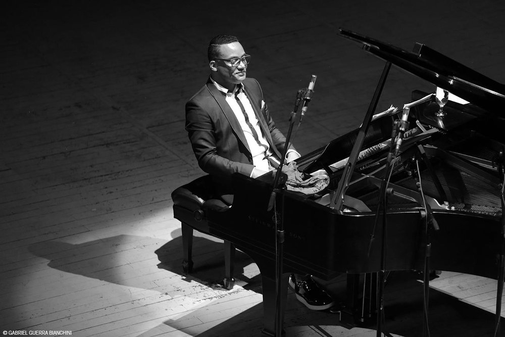 Gonzalo Rubalcaba in concert