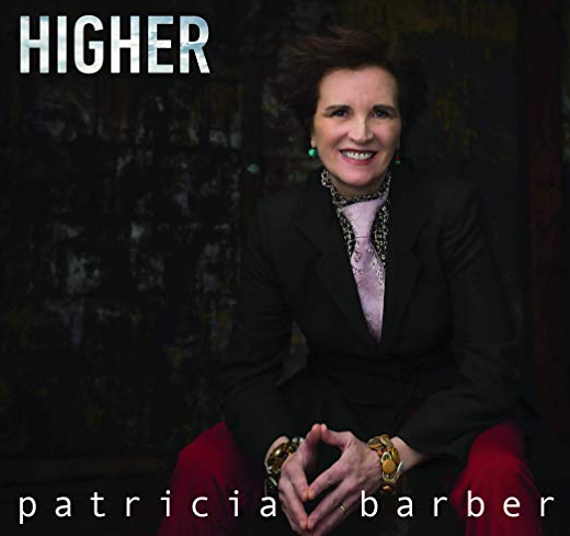 """ Higher ""   Patricia Barber's  latest release featuring  ""Angels, Birds, and I…""  available through  ArtistShare"