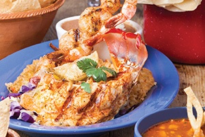 LobsteR & Shrimp Daily Special Just $25.95, normally a $43 value! Includes cup of Puerto Nuevo soup