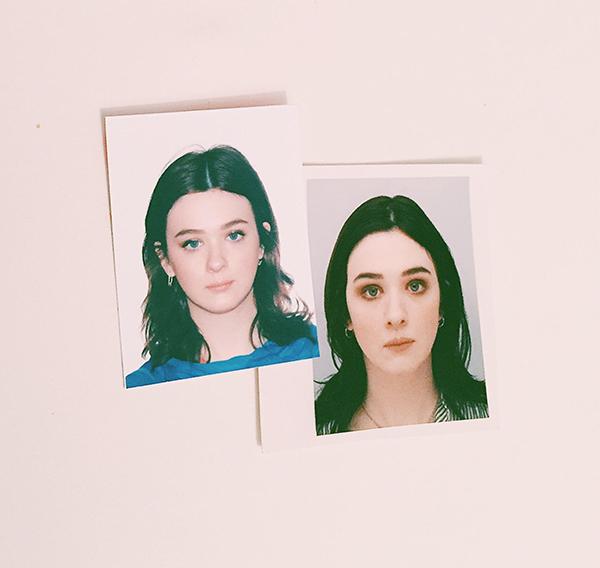 ID photos, July 2016/November 2016.