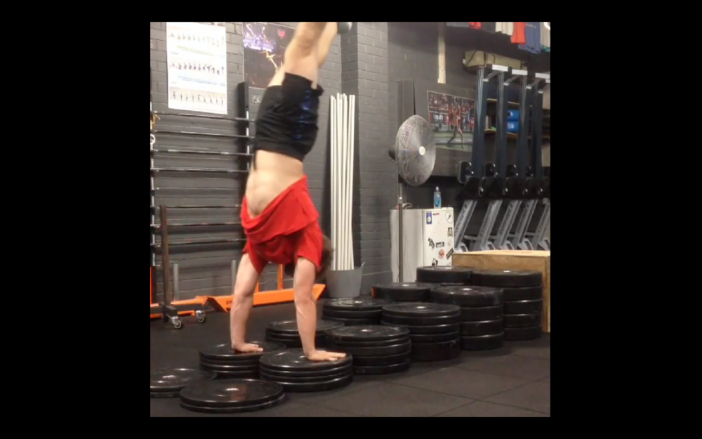 Handstand walk ups?? Can @ilozz do it? Watch the Champion video to find out. Opus 1 ‪#‎Champion‬ ‪#‎crossfit‬ ‪#‎handstand‬ ‪#‎handstandwalk‬ ‪#‎fitness‬‪#‎music‬ ‪#‎indiemusic‬ ‪#‎originalsong‬ ‪#‎musiclife‬ ‪#‎musicislife‬ ‪#‎inspiration‬‪#‎inspirationalsong‬ ‪#‎inspirational‬ ‪#‎songwriter‬ ‪#‎songwriting‬ ‪#‎song‬
