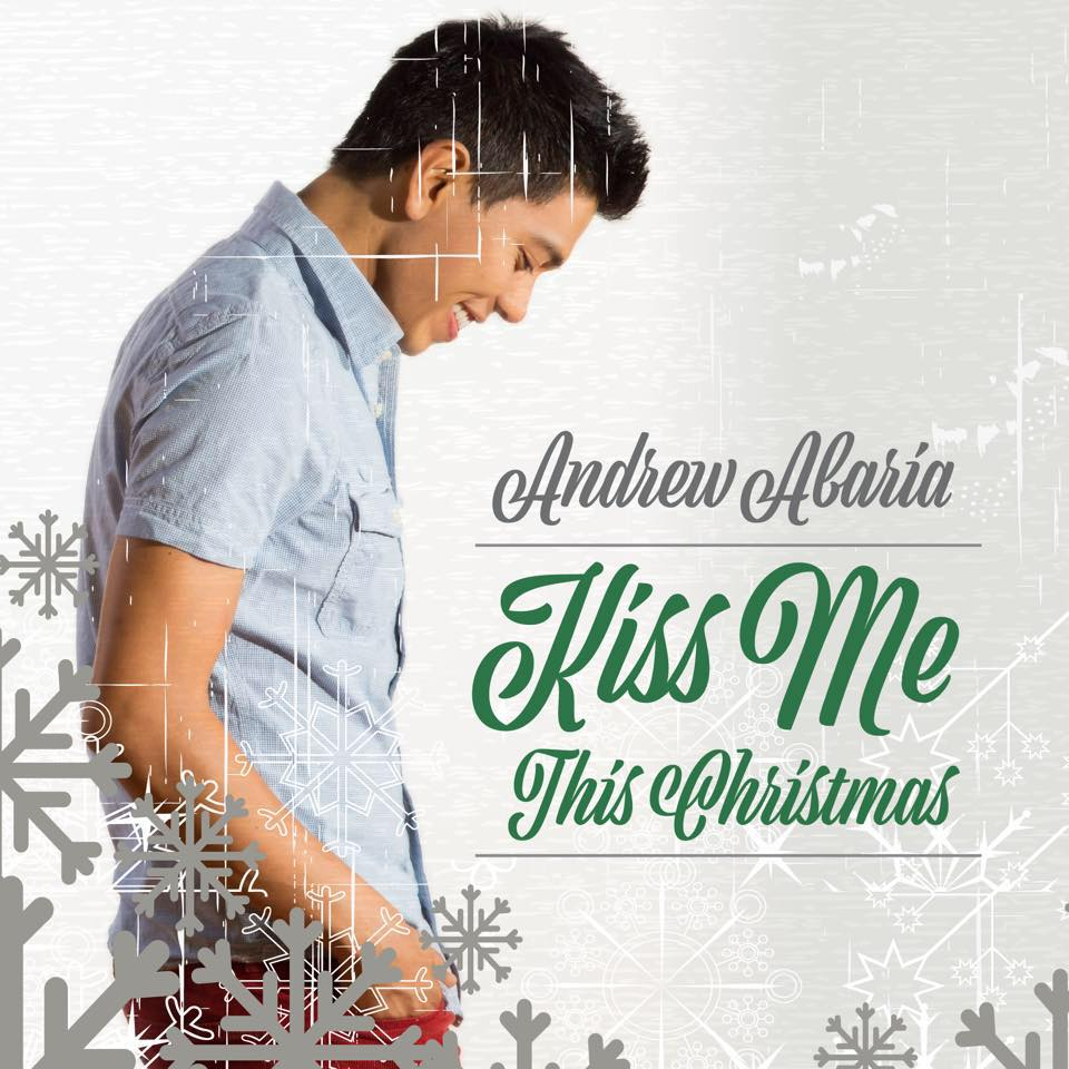 """Kiss Me This Christmas"" is now available on iTunes!   https://itunes.apple.com/…/kiss-me-this-christ…/id1177864257   Special thanks to  Chelsea Foster  and  Jonas Petersen . Music video is in the works and will be released shortly. Stay tuned!!   Photography By Kevin Paul"