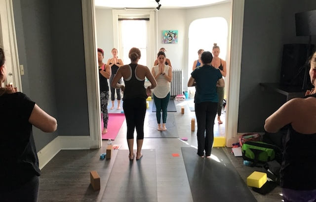 The Business of Yoga 101:Philosophy & Business - March 2018