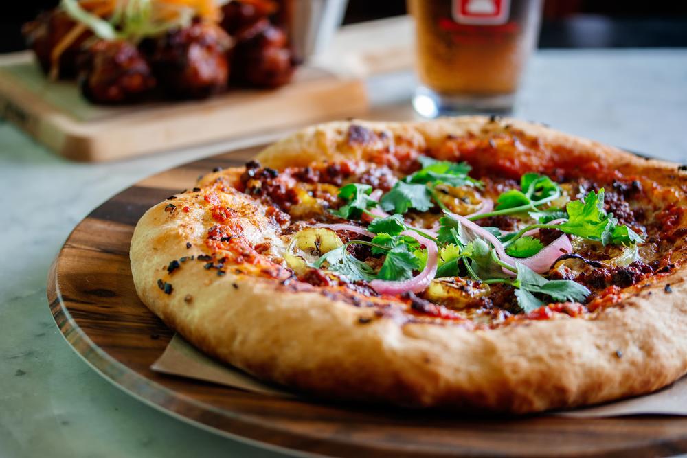 Herbivore Pizza