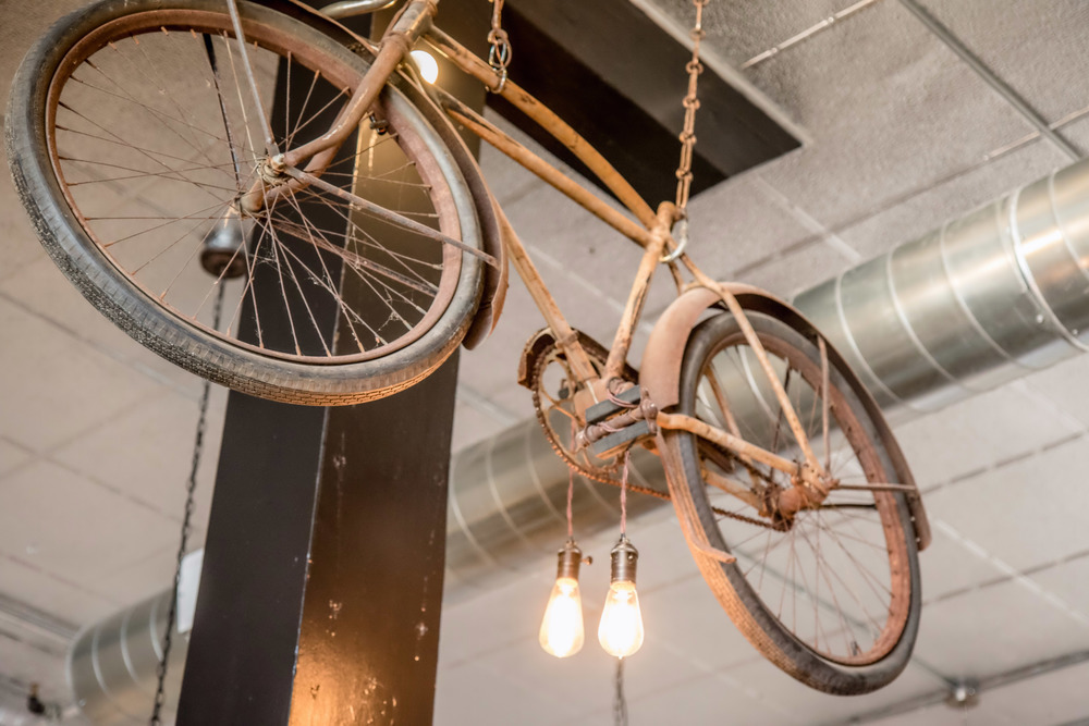 Bicycle Light Fixture