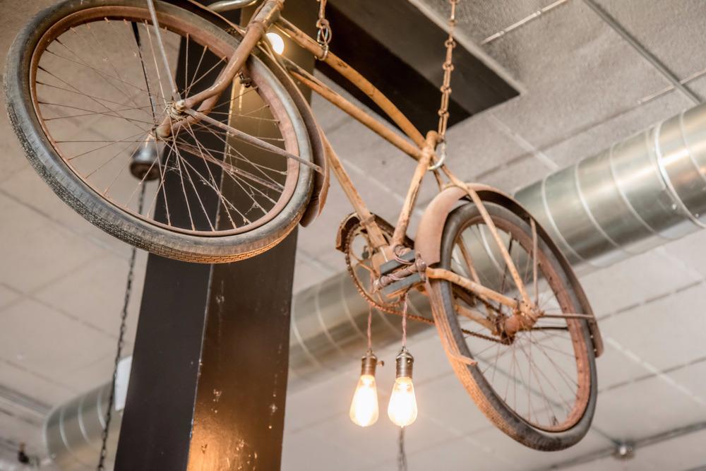 Bicycle Light Fixture