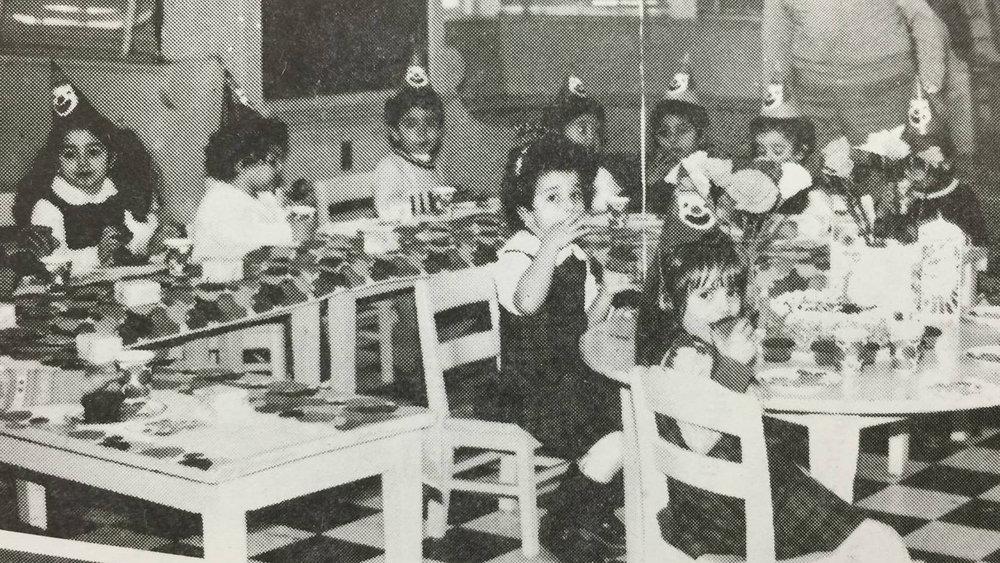 Hovnanian School,1976