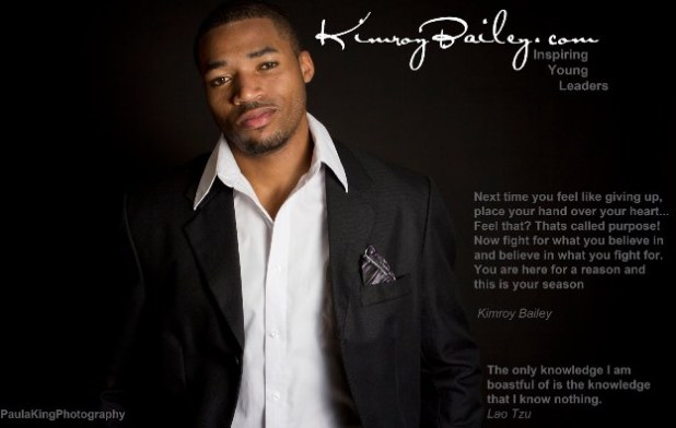 Kimroy inspiring