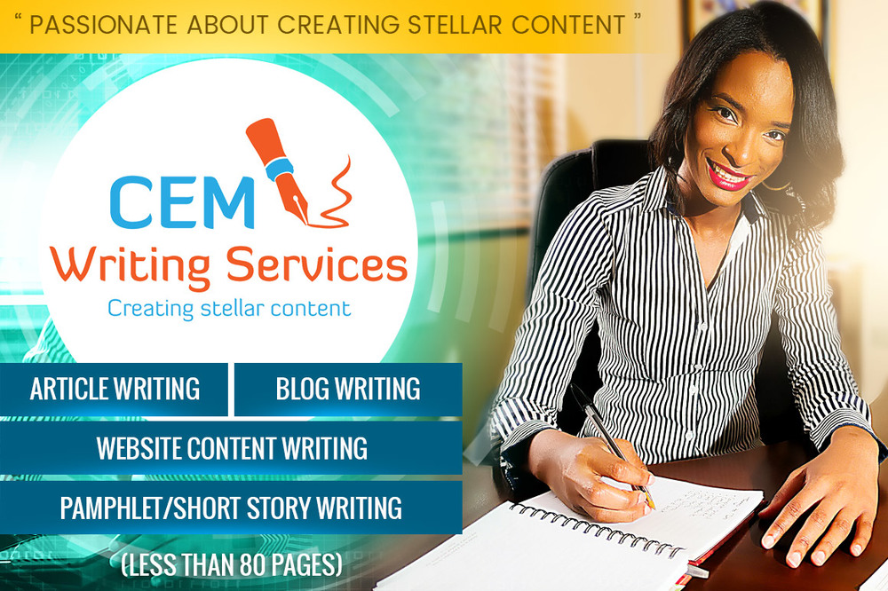 Content writing services at your fingertips