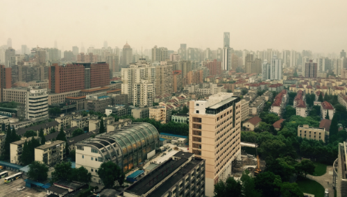 Shanghai has an estimated 24 million people. Currently, about 54 percent of the world's population lives in cities, but this is expected to increase to 66 percent by 2050. Photo: Michelle Schurig