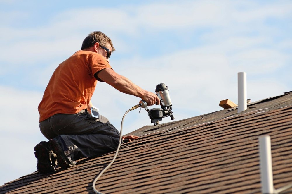 Roofing company in louisville