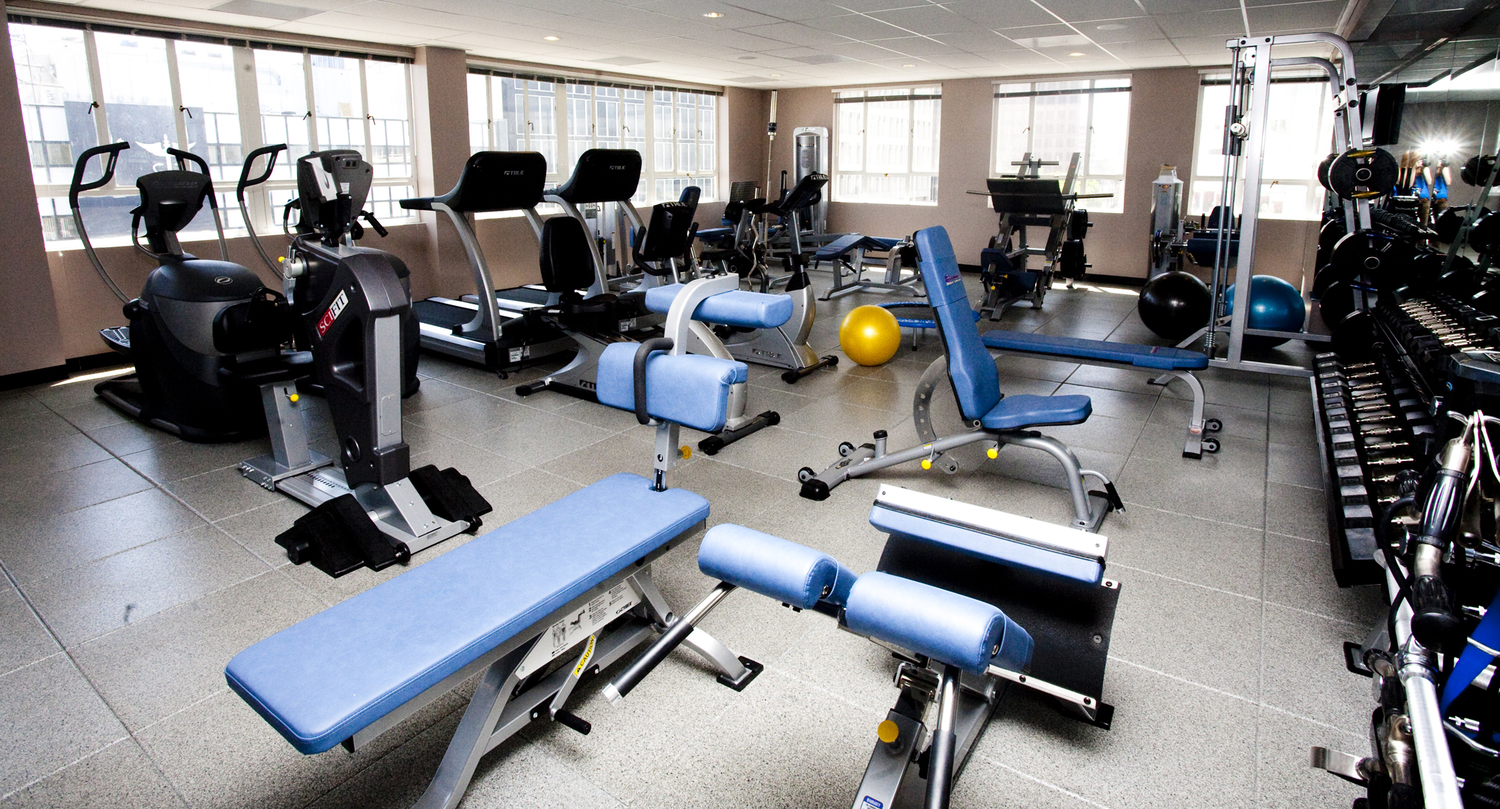Equipment exercise physical therapy - Fabrizio Physical Therapy Facility Jpg