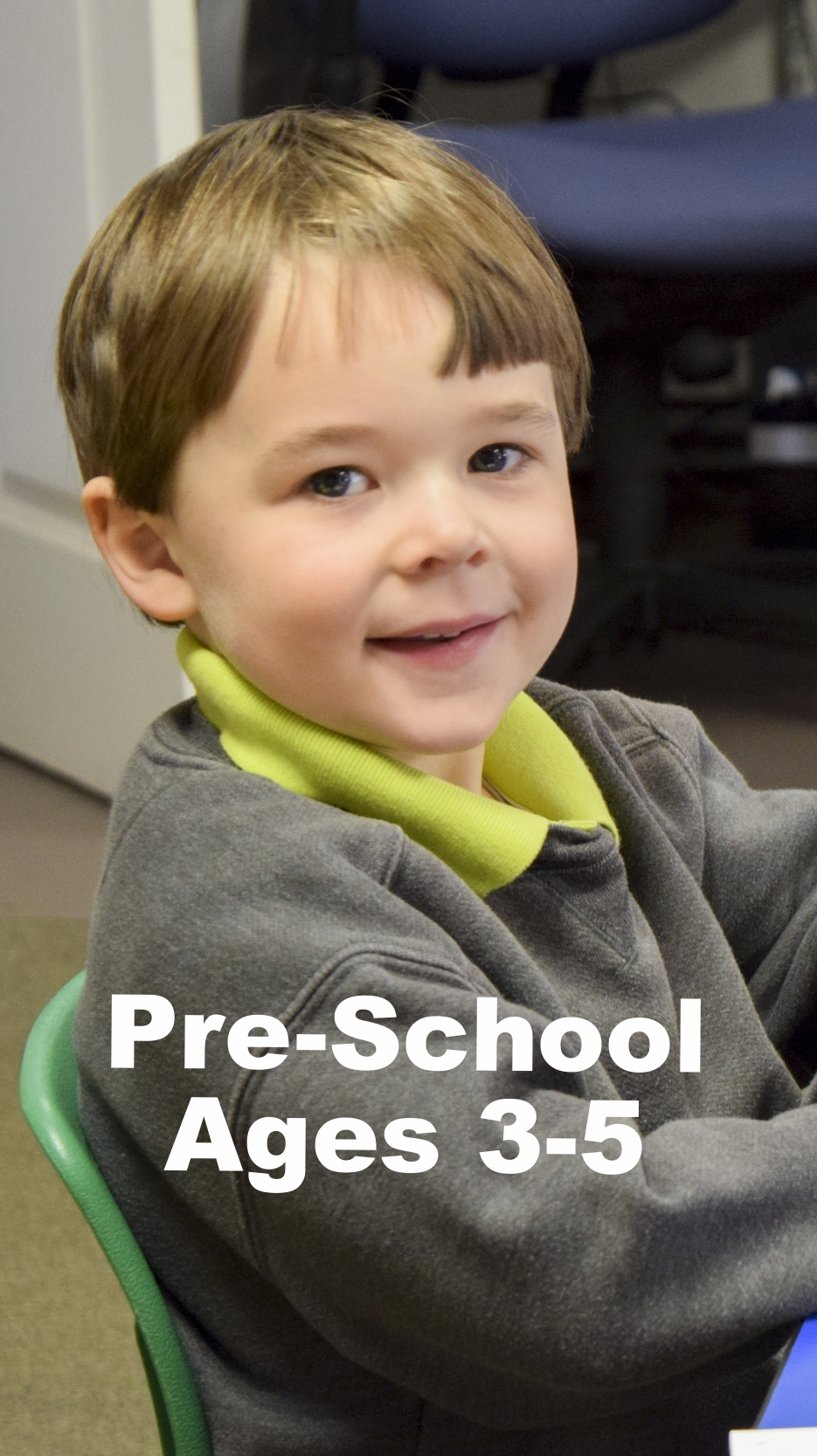 Click to learn about our pre-school program