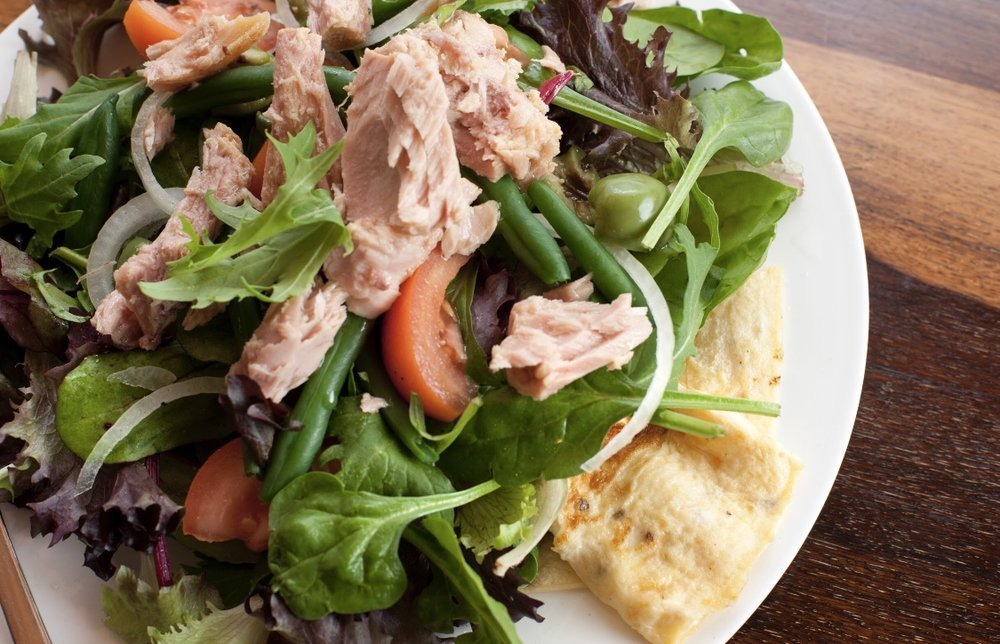 Tuna Salad..Yum :)