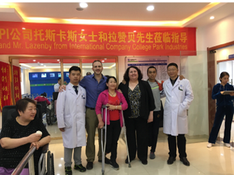 Yoband Clinic in Changchun, China