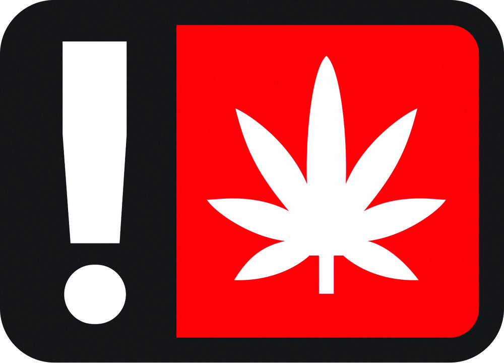 Image:  Oregon Health Authority - Marijuana Universal Symbol