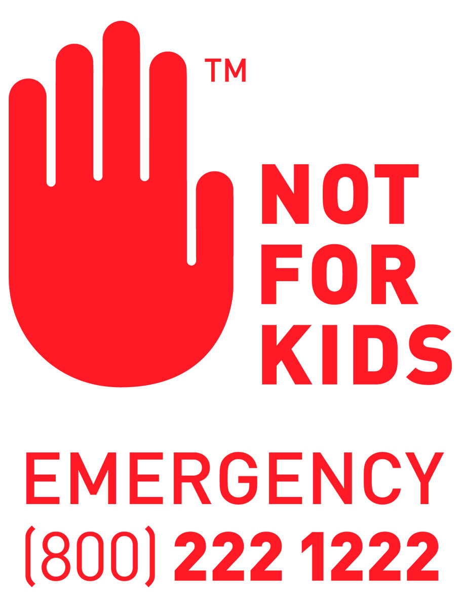Not For Kids - logo