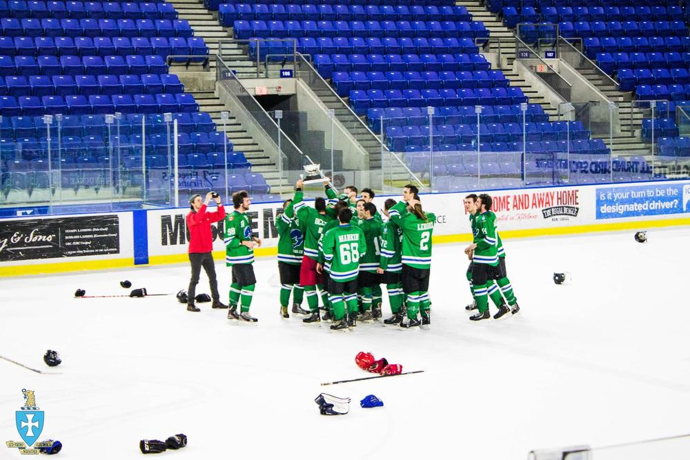 Whalers Final 2016