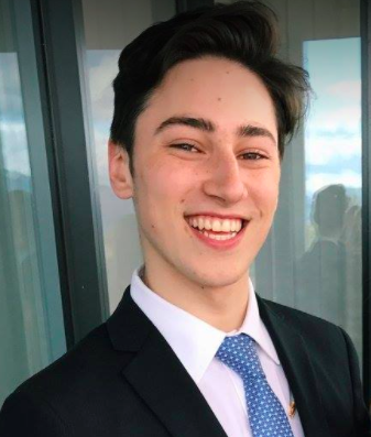 hailing from montréal, québec, Brother james kastner is a second-year student in the faculty of science, majoring in integrated sciences.