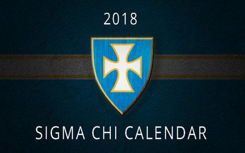 Sigma Chi Ubc 2018 Charity Calendar Sigma Chi