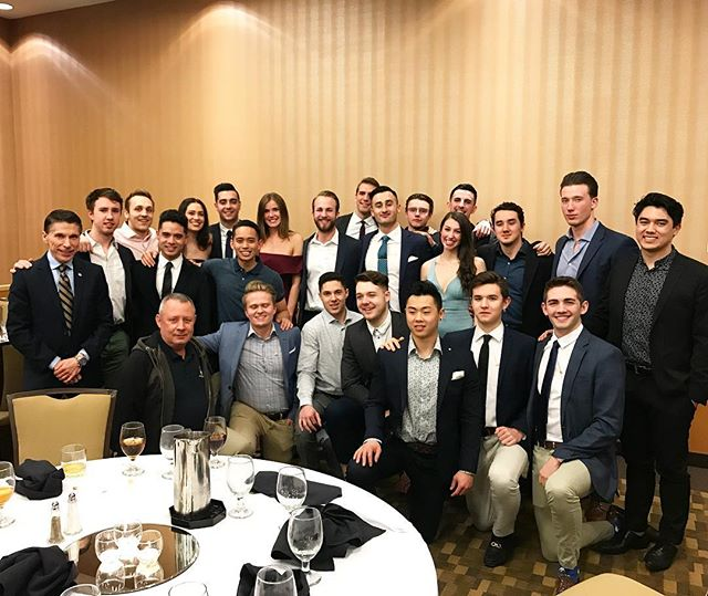 This past weekend, the Delta Omicron Chapter of Sigma Chi attended this year's Province Conference at @uoregon! Thank you to @uosigmachi for hosting us 💥 // #UO