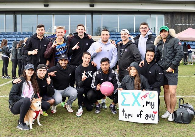 Introducing this year's Moonball Champions! 🏆 Thank you to our friends at @gammaphibetaubc for having us at yet another successful philanthropy event - we can't wait for next year 🌟