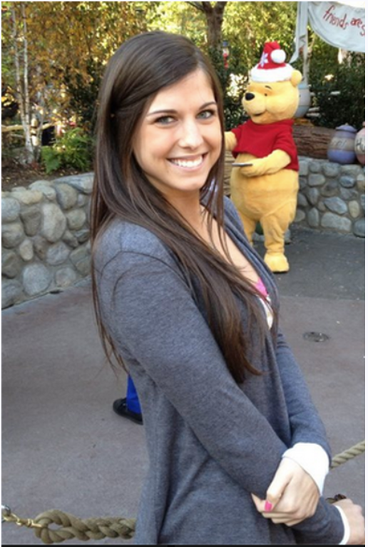 Andrea Duthie  2012 - 2013, Kappa Kappa Gamma
