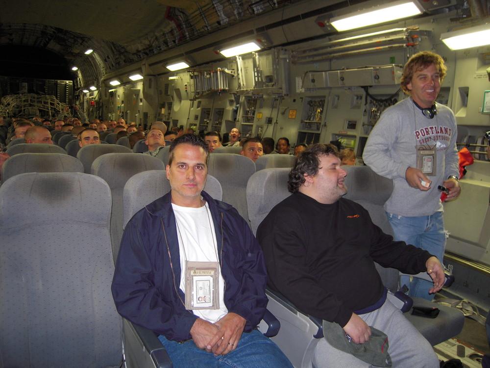DiPaolo Afghanistan Plane.JPG